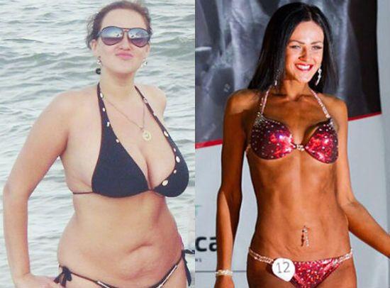 Екатерина Путилова фото до и после похудения
