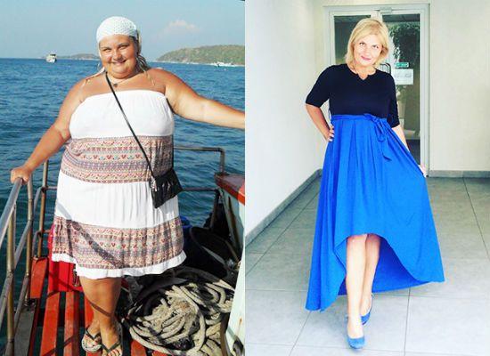 Мария Вистинская фото до и после похудения