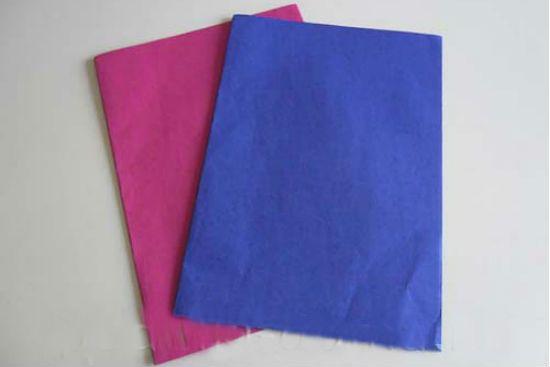 Помпон из бумаги 6 шаг 1 фото