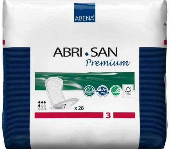 Урологические прокладки для женщин Abri-san фото