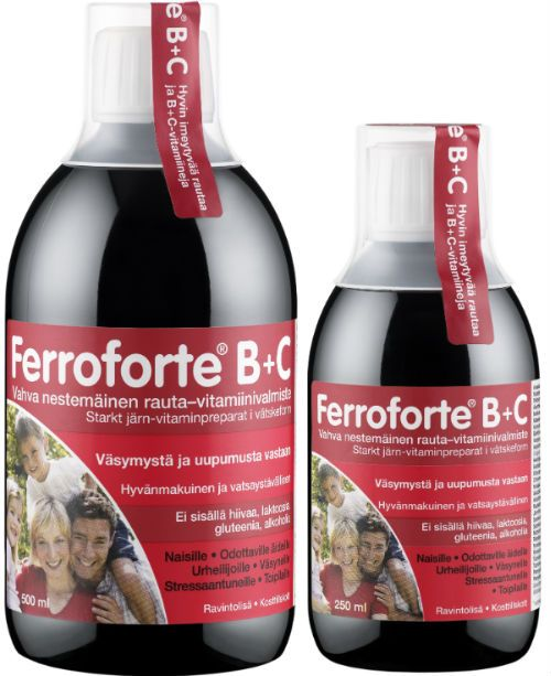 Ferroforte B+C фото