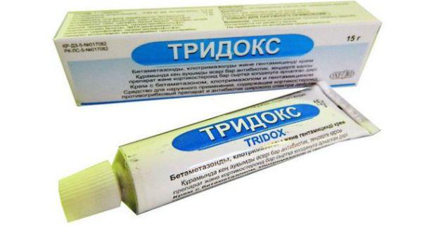 Тридокс фото