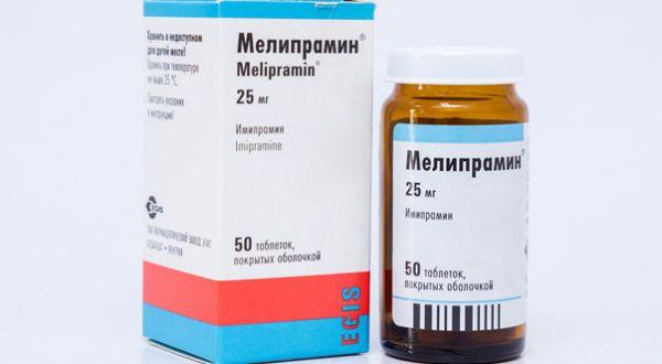 Мелипрамин фото