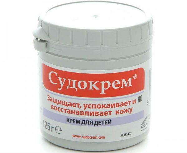 Судокрем фото