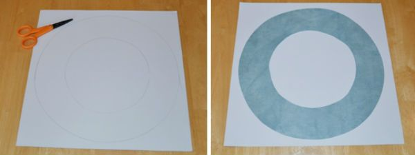 Цилиндр из бумаги шаг 6 фото