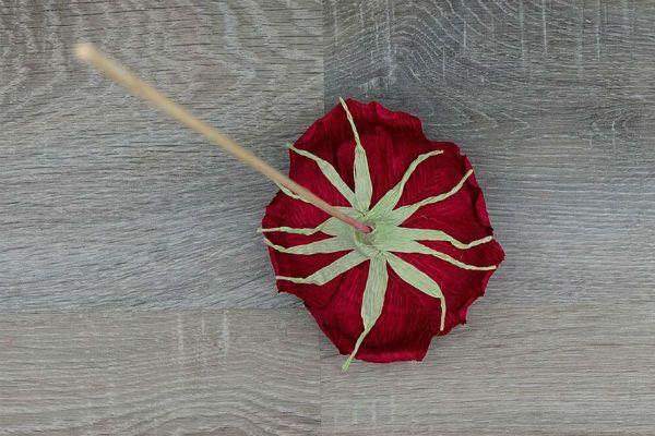 Объемные розы с сюрпризом шаг 36 фото