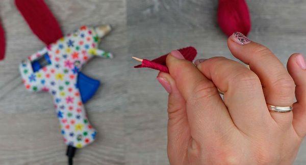 Объемные розы с сюрпризом шаг 8 фото