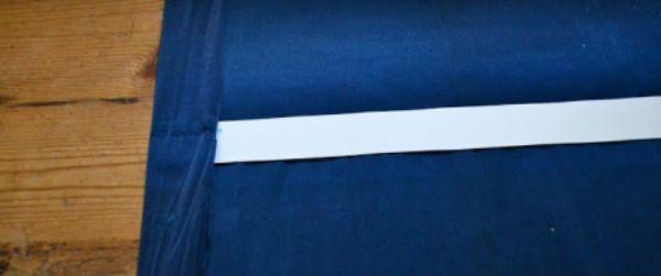 Шапка болельщика из бумаги шаг 2 фото