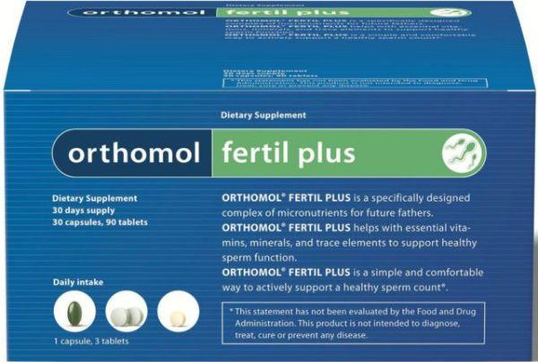 Orthomol Fertil Plus фото