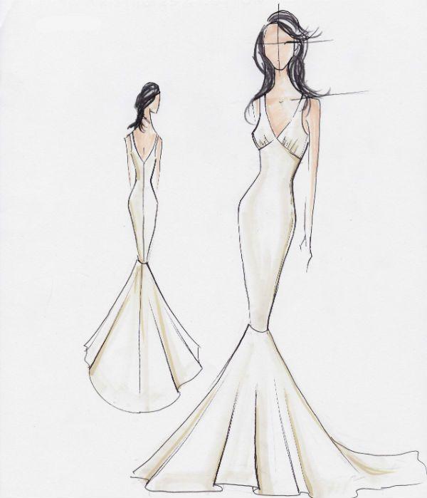 Свадебное платье 2 фото