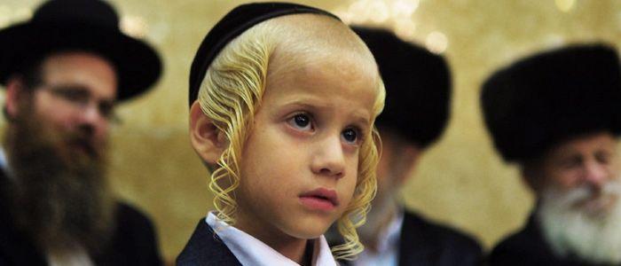 Еврей-блондин фото