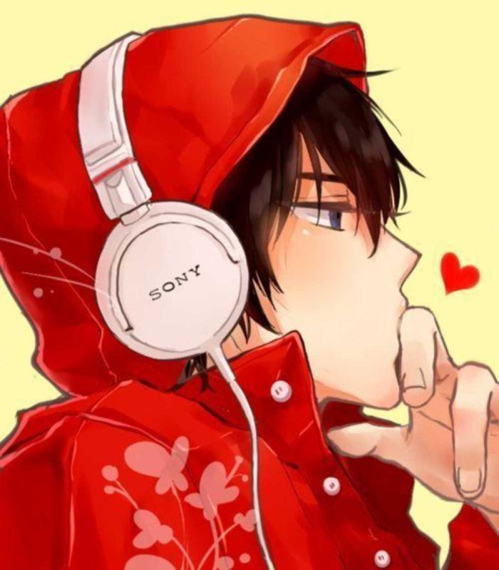 картинка на аву для парней аниме