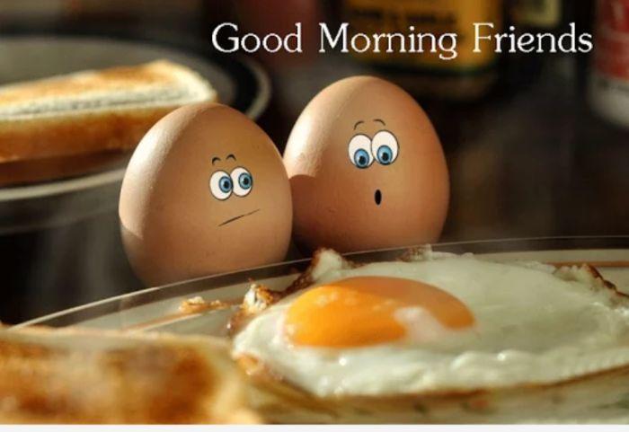 позитивная картинка с добрым утром