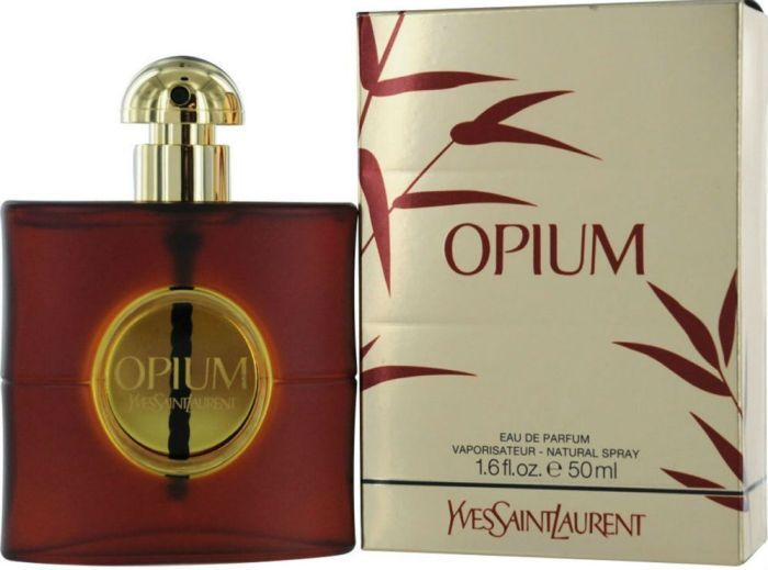 Opium by Yves Saint Laurent фото