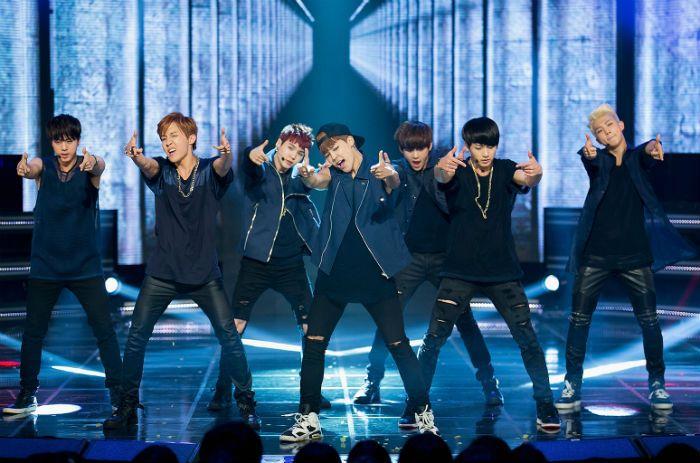 BTS фото участников
