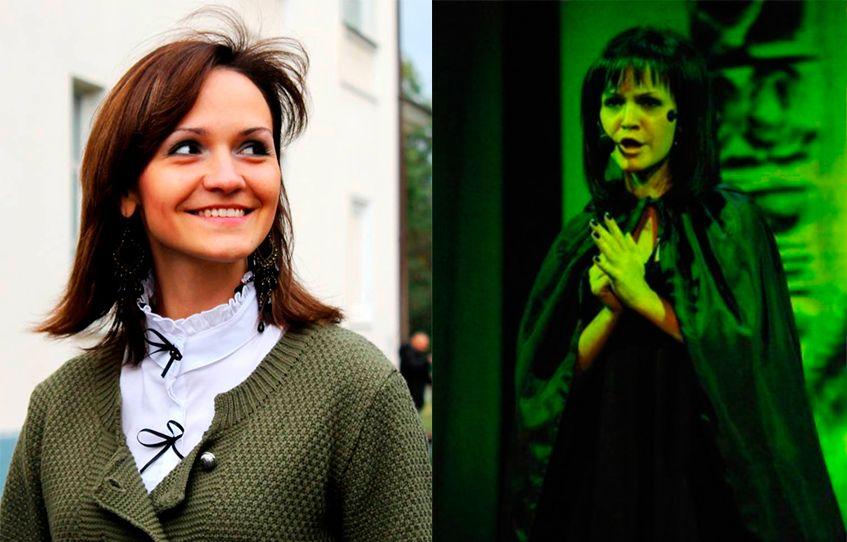 Юлия Василиади фото