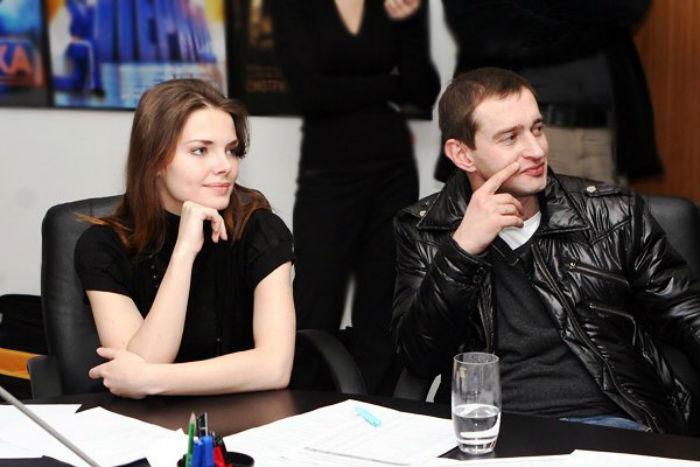 Хабенский и Боярская фото