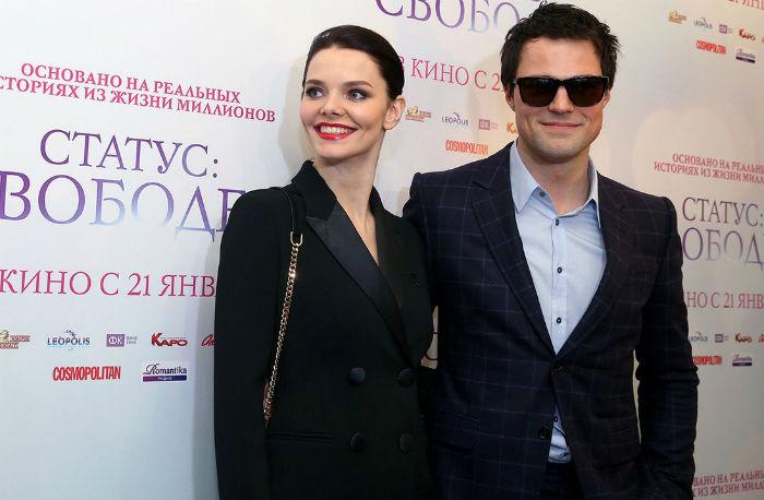 Боярская и Козловский фото