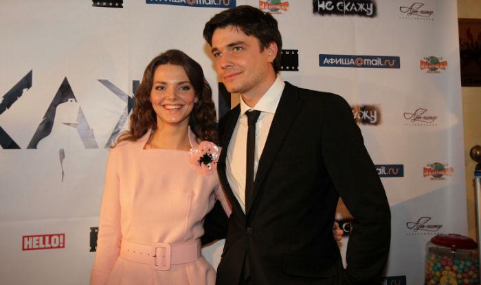 Боярская и Матвеев фото
