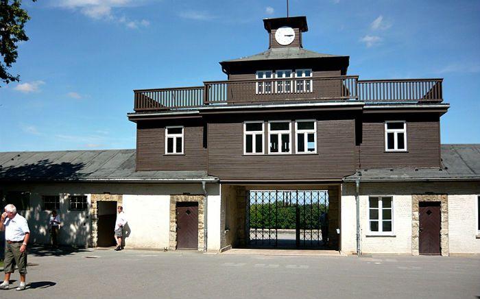 Бухенвальд фото