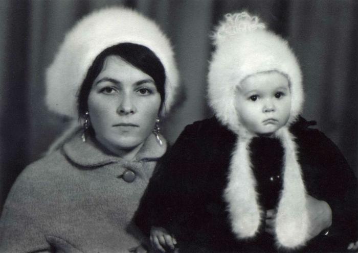 Певица Елка с мамой фото