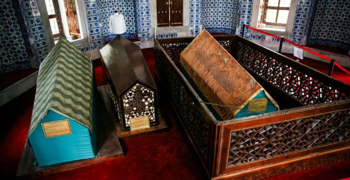 Захоронение Сулеймана и Хюррем