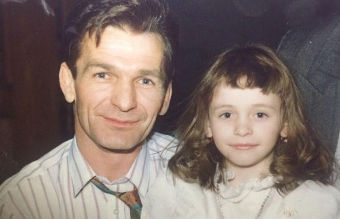 Хилькевич с отцом фото