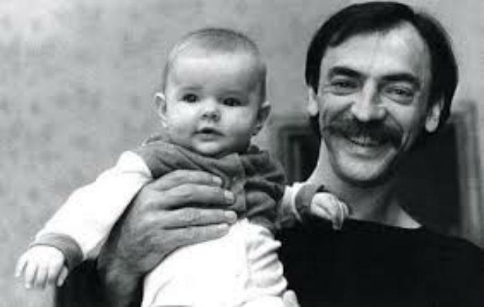 Лиза Боярская с отцом фото