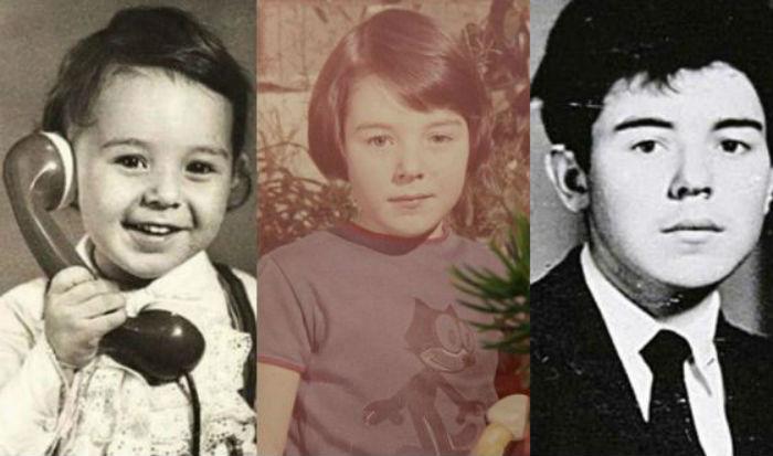 Малахов в детстве фото