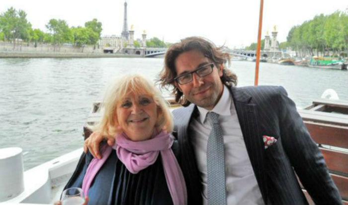 Андрей Малахов с мамой фото