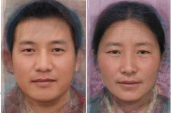 Монголоиды фото
