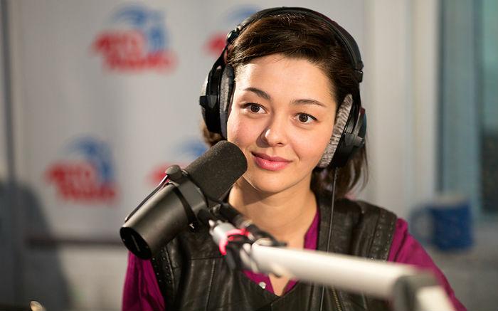 Марина Кравец на радио фото