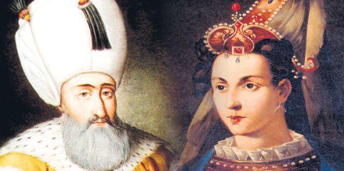 Султан Сулейман и Хюррем фото