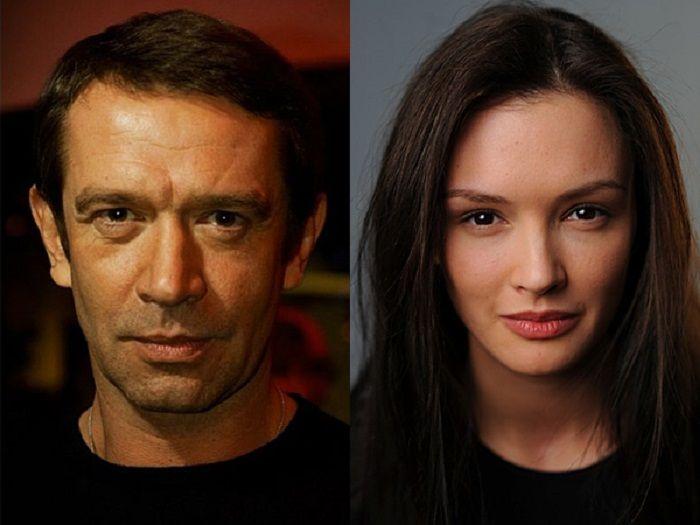 Машков и Андреева фото