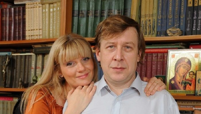 Анна Ардова и Александр Шаврин фото