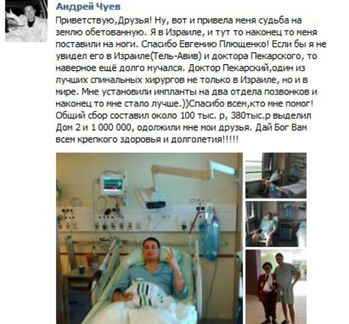 Андрей Чуев фото