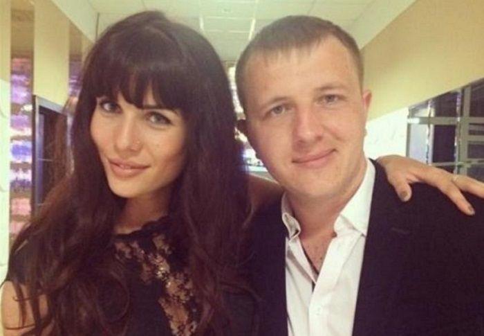 Александра Гозиас и Илья Яббаров фото