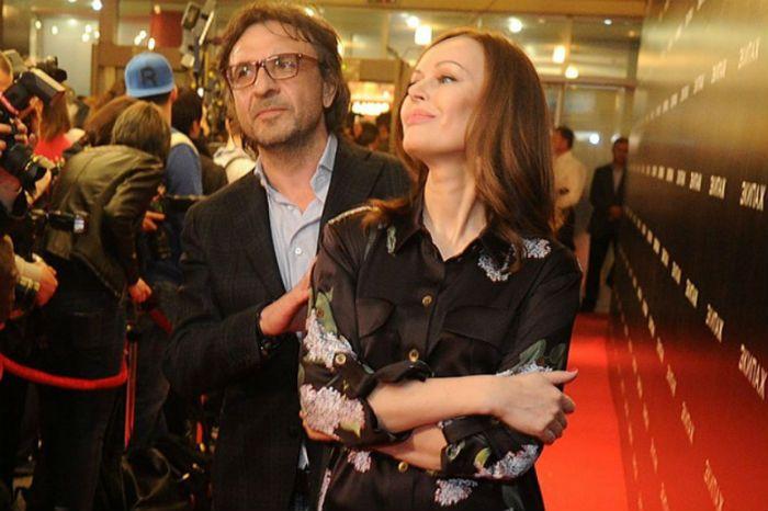 Ирина Безрукова и Сергей Брауде фото