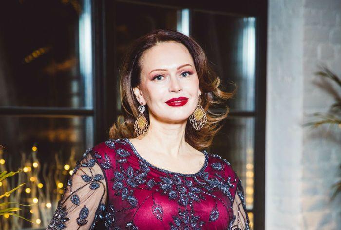 Ирина Безрукова фото