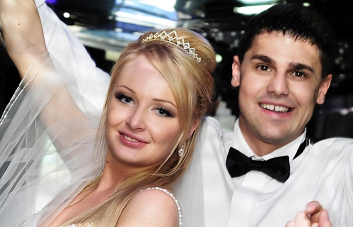 Дарья и Сергей Пынзарь фото