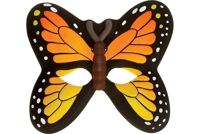 Маска бабочки