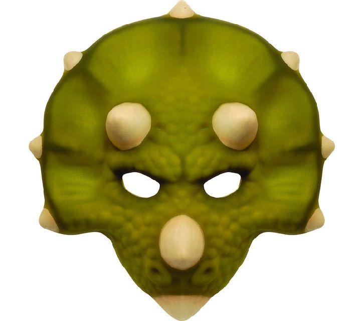Маска динозавра на голову