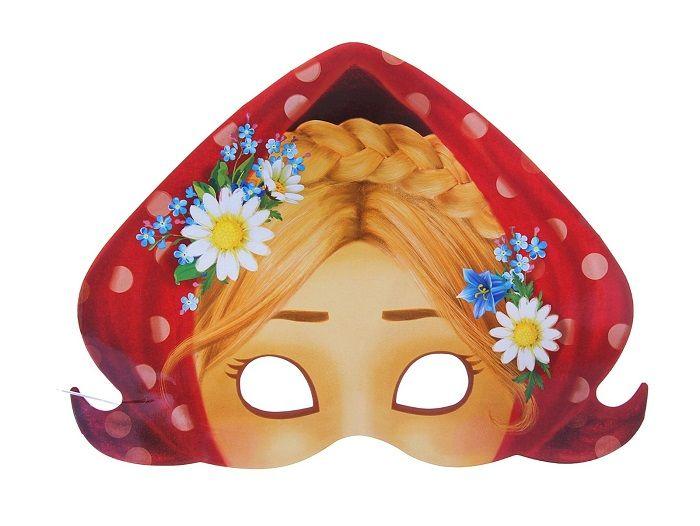 Маски для девочек на голову
