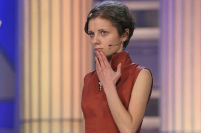 Наталья Еприкян в КВН фото