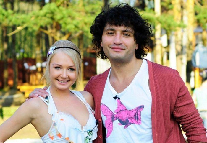 Дарья Пынзарь и Рустам Солнцев фото