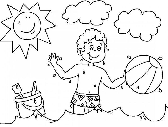Раскраски для детей про ЗОЖ
