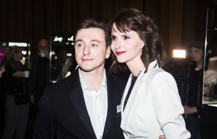 Сергей Безруков и Анна Матисон фото