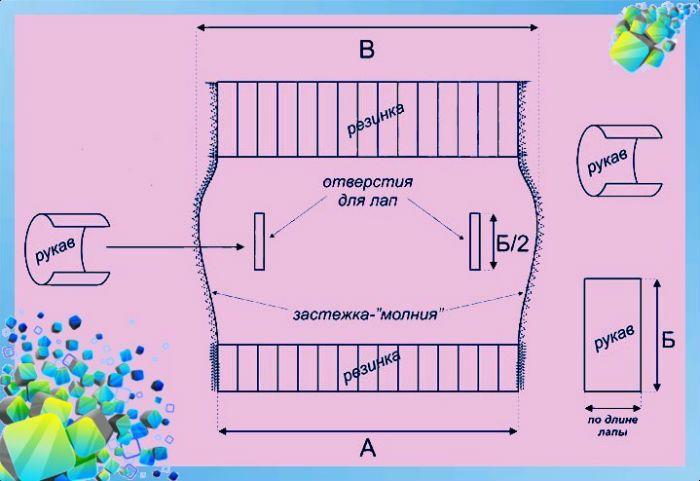 схема вязаный свитер фото 4