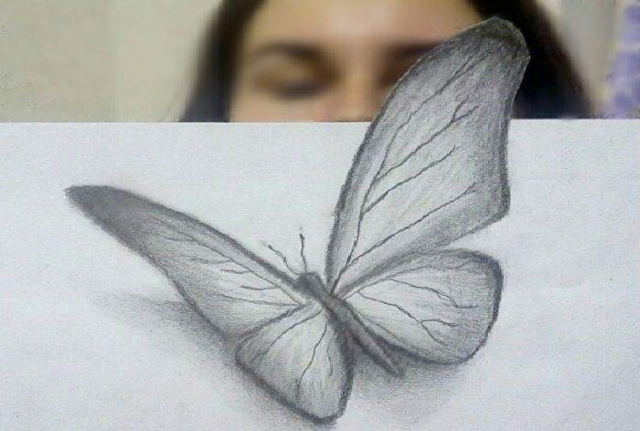 бабочка-7