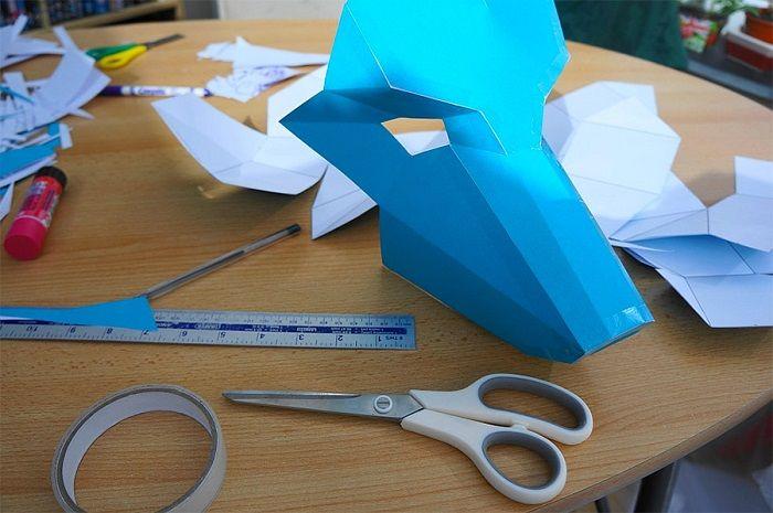 Геометрические маски